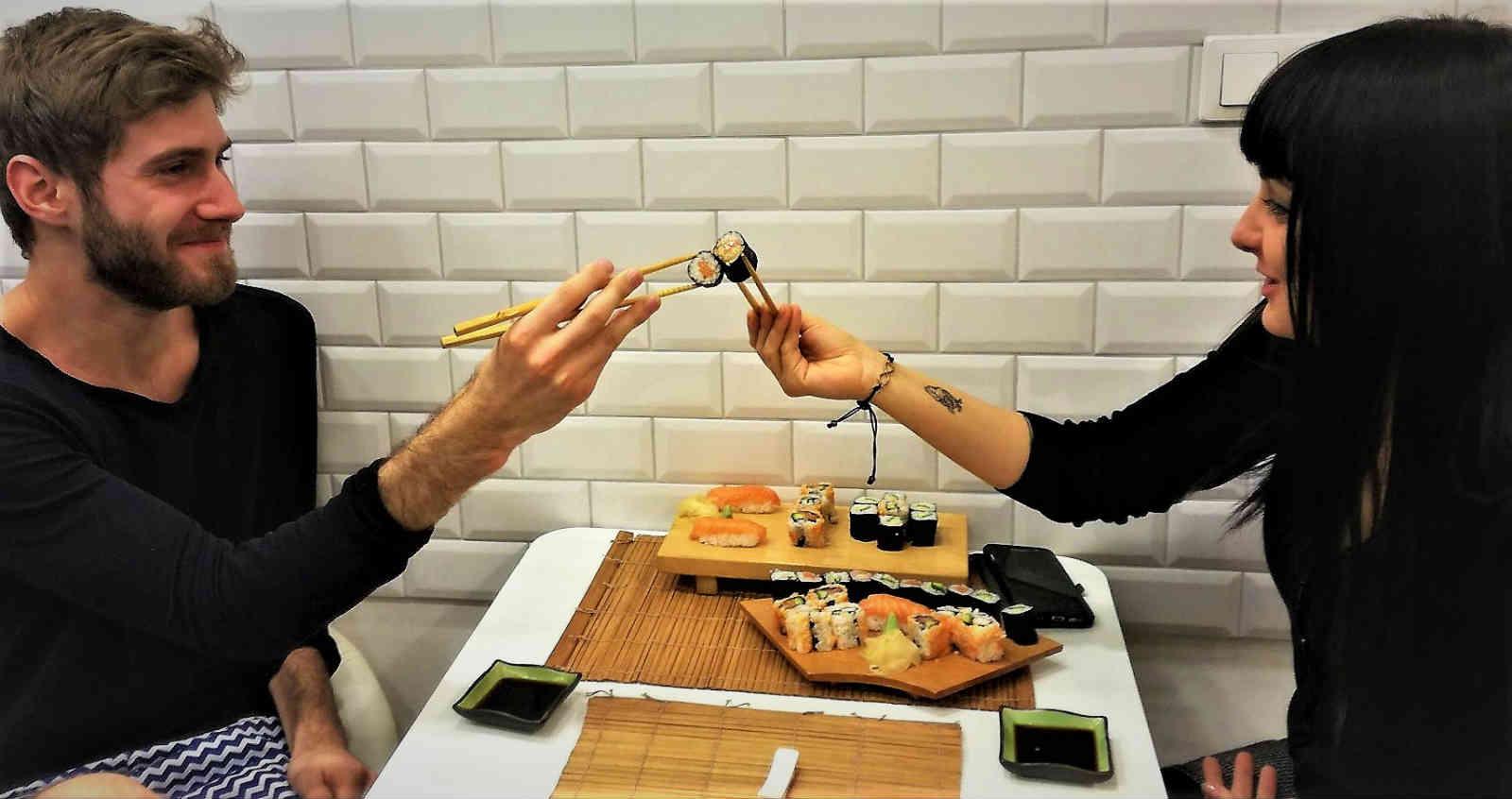 Alap Sushi Készítő Tanfolyam