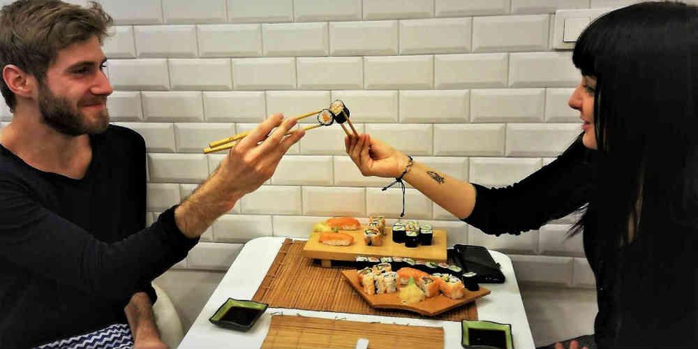 """Sushi Készítő Tanfolyam """"Hobbi séfeknek"""""""